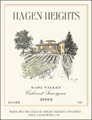Hagen Heights Vineyard Cabernet Sauvignon