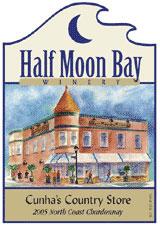 Half Moon Bay Winery-Chardonnay
