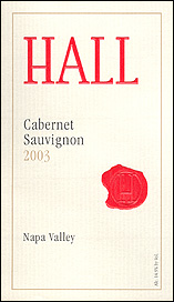 Hall-Napa Valley Cabernet Sauvignon