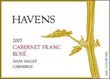 Havens Wine Cellars-Cabernet Franc Rose