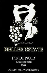 Heller Estate Organic Vineyards Pinot Noir