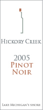 Hickory Creek Pinot