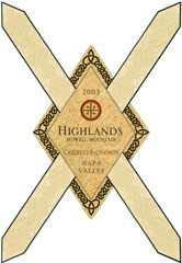 Highlands Winery Cabernet Sauvignon