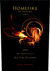 HomeFire of Sonoma-Old Vine Zin