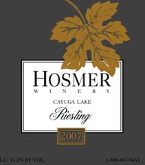 Hosmer Wines-Riesling