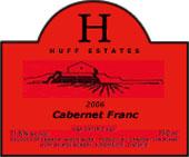 Huff Estates-Cabernet Franc