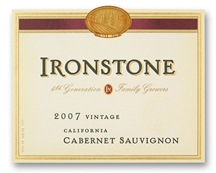 Ironstone Vineyards Lodi Viognier