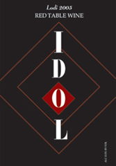 M Winery - IDOL Lodi Red Wine