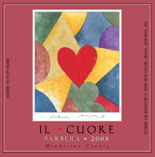 Il Cuore Wine Cellars-Barbera