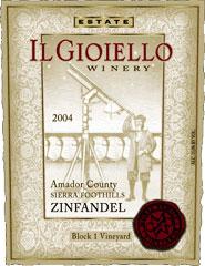 IL Gioiello Winery-Zinfandel
