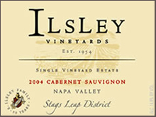 Ilsley Vineyards-Cabernet Sauvignon