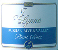 J Lynne Pinot Noir