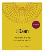 J. Daan Wine Cellars
