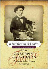 Jacksonville Vineyards-Cabernet Sauvignon