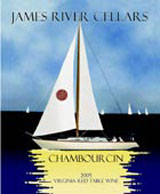 James River Cellars-Chambourcin