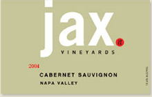JAX Vineyards-Cabernet Sauvignon