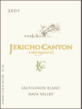 Jericho Canyon Vineyard-Sauvignon Blanc