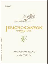 Jericho Canyon Vineyard-Sauvignon Blanc