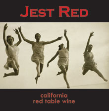 Jest Red-Table Wine