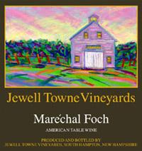 Jewell Towne Vineyards Marechal Foch