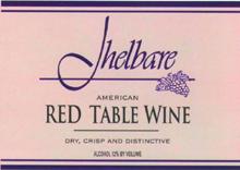 Jilbert Winery-Concord