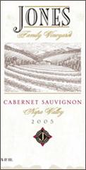 Jones Family Winery-Cab Sauvignon