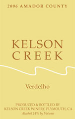 Kelson Creek Winery-Verdelho