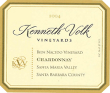 Kenneth Volk Vineyards Chardonnay