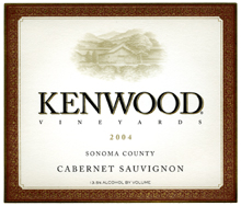 Kenwood Vineyards-Cabernet Sauvignon