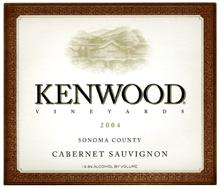 Kenwood Vineyards-Cabernet Sauvignon