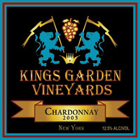 Kings Garden Vineyards-Chardonnay