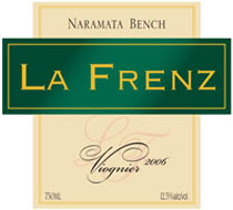 La Frenz Winery-Viognier