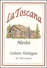 La Toscana Winery Merlot