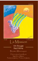 Vignoble la Mission-Vin Rouge