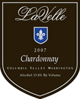 LaVelle Vineyards-Chardonnay