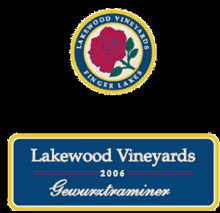 Lakewood Vineyards-Gewurztraminer