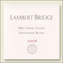 Lambert Bridge-Sauvignon Blanc