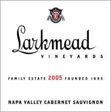 Larkmead Vineyards Napa Valley Cabernet Sauvignon