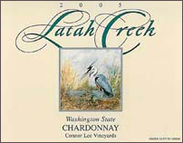 Latah Creek Wine Cellars-Chardonnay