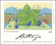 Lattanzio Family Winery-Pinot Noir
