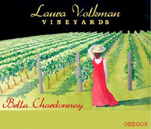 Laura Volkman Vineyards-Chardonnay