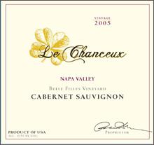 Le Chanceux | Belle Filles Estate Vineyard-Cabernet Sauvignon