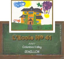L'Ecole No. 41-Semillon