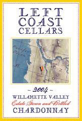 Left Coast Cellars-Chardonnay