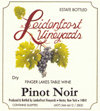 Leidenfrost Vineyards-Pinot Noir