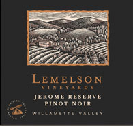 Lemelson Vineyards-Pinot Noir