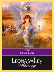 Leona Valley Winery-Pinot Noir