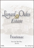 Leonard Oakes Estate Winery-Frontenac