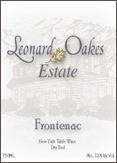 Leonard Oakes Estate Winery-Frontenac