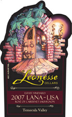Leonesse Cellars-Lana Lisa